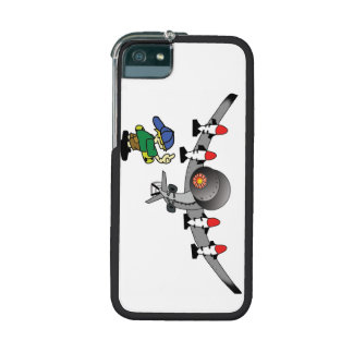 Anti-drone cell phone case case for iPhone 5