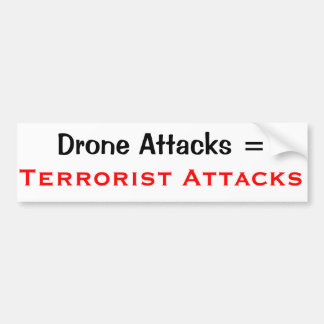 Anti Drone strike Sticker
