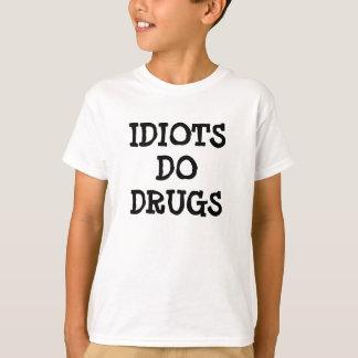 ANTI DRUG T SHIRT