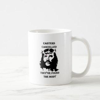 anti Easter Coffee Mug