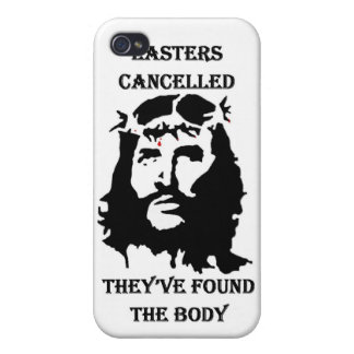 anti Easter iPhone 4 Covers