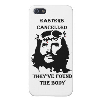 anti Easter iPhone SE/5/5s Case