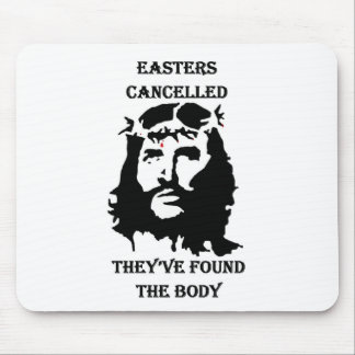 anti Easter Mouse Pad