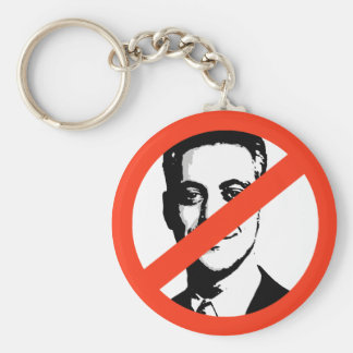 ANTI-EMANUEL ANTI-Rahm Emanuel Key Chains