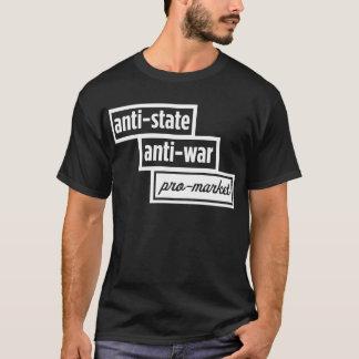 Anti-estado, pacifista, camisa del