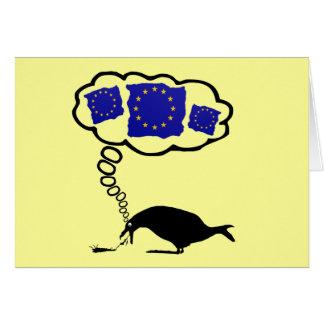 Anti EU pro UKIP Card