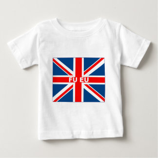 Anti European baby Baby T-Shirt