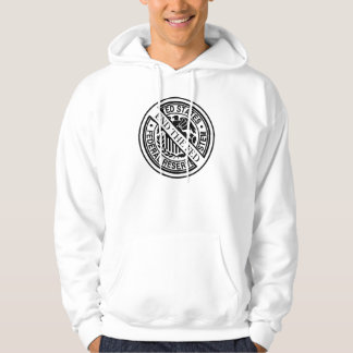 Anti Federal Reserve Logo with Famous Quotes 2 Hoodie