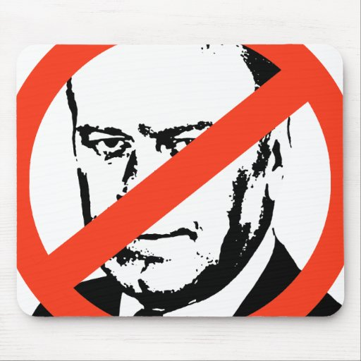 ANTI-FORD - ANTI-Gerald Ford Mouse Mats