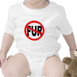 Anti Fur Design Baby Creeper