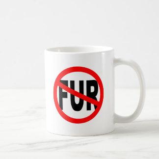 Anti Fur Design Coffee Mug