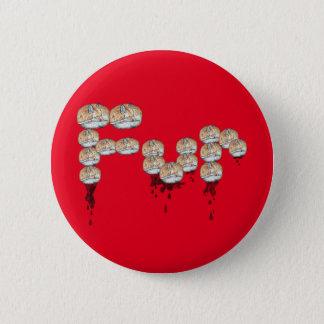 Anti Fur Fox Button
