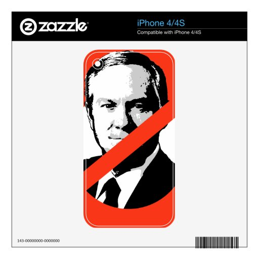 ANTI-GATES DECALS FOR iPhone 4S