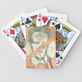 ANTI-GEITHNER BARAJA CARTAS DE POKER