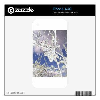anti-glamorous cherry iPhone 4S skins