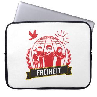 ANTI-GLOBALISIERUNG FREIHEIT/FREEDOM - DEUTSCHLAND COMPUTER SLEEVE