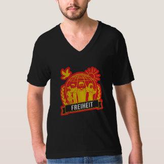ANTI-GLOBALISIERUNG FREIHEIT/FREEDOM - DEUTSCHLAND T-Shirt