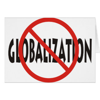 Anti-Globalization Card