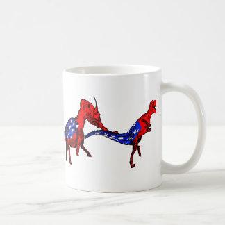 Anti-GOP Anti-Republican Evolution Satire Coffee Mug