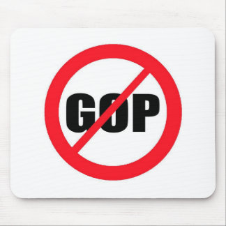 Anti-GOP Mouse Pad