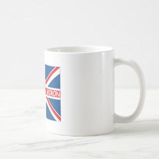 Anti Gordon Brown Brish humour funny Coffee Mug