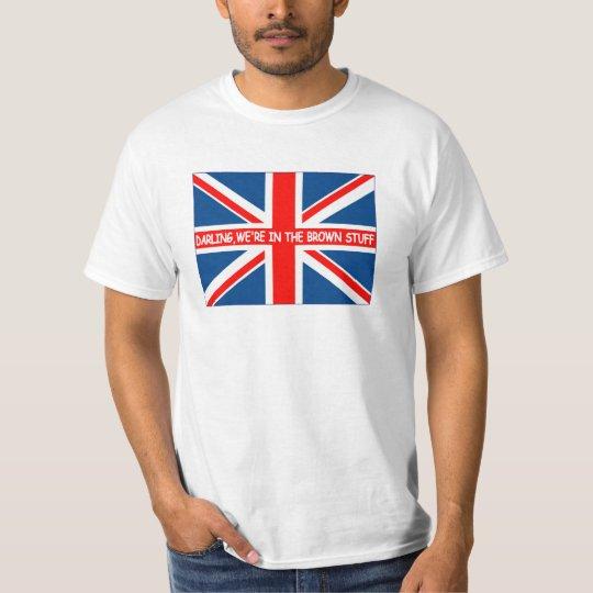 Anti Gordon Brown men's T-Shirt