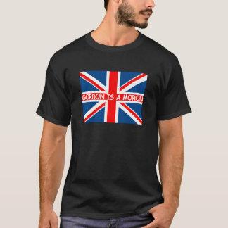 Anti Gordon Brown-moron Gordon anti Brown T-Shirt