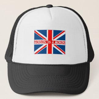 Anti Gordon Brown shirts Trucker Hat