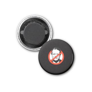 Anti-Gore - Anti-Al Gore 1 Inch Round Magnet