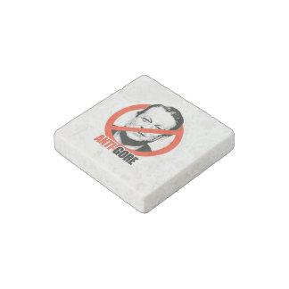 Anti-Gore Stone Magnet