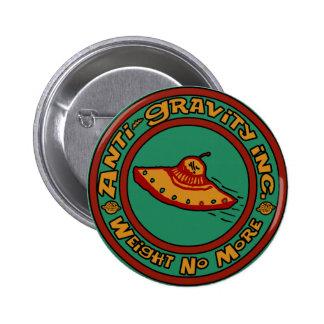 Anti-Gravity, Inc. Pinback Button