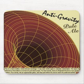 Anti-Gravity Mousepad