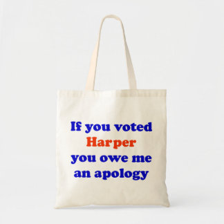 Anti-Harper Tote Bag