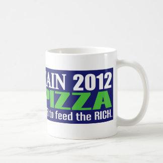 Anti Herman Cain 2012 President SOYLENT Design Mugs