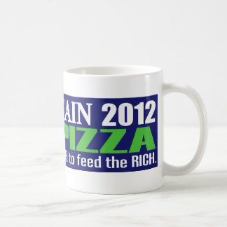 Anti Herman Cain 2012 President SOYLENT Design Classic White Coffee Mug