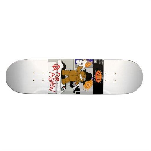 Anti-Hero Brand sk8 Skateboard