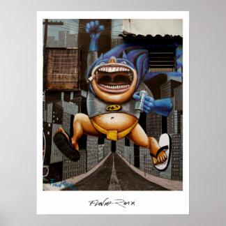 Anti-Hero poster 60x45cm