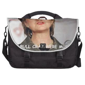 anti hilary clinton bag for laptop