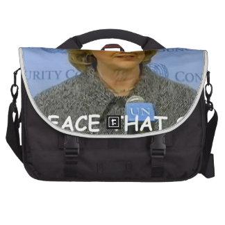 anti hilary clinton laptop computer bag