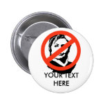 ANTI-HILLARY: Anti-Hillary Clinton Pins