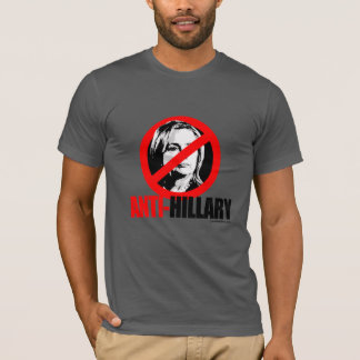 ANTI-HILLARY BOLD T-Shirt
