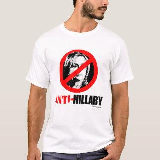 ANTI-HILLARY BOLDER - Anti Hillary png.png T-Shirt