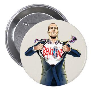 anti-Hillary Clinton 2016 Pinback Button