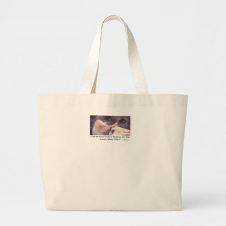 Anti-Hillary Clinton 2016 gifts and apparel Large Tote Bag