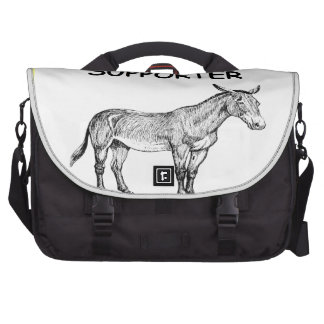 anti hillary clinton laptop bags