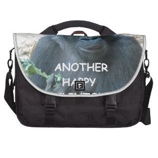 anti hillary clinton laptop commuter bag