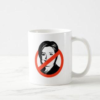 ANTI-HILLARY CLINTON - COFFEE MUGS