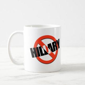 Anti-Hillary Mug