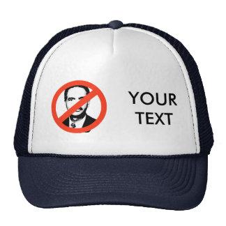 ANTI-HOLDER TRUCKER HAT