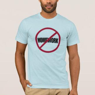 Anti Homework T-Shirt